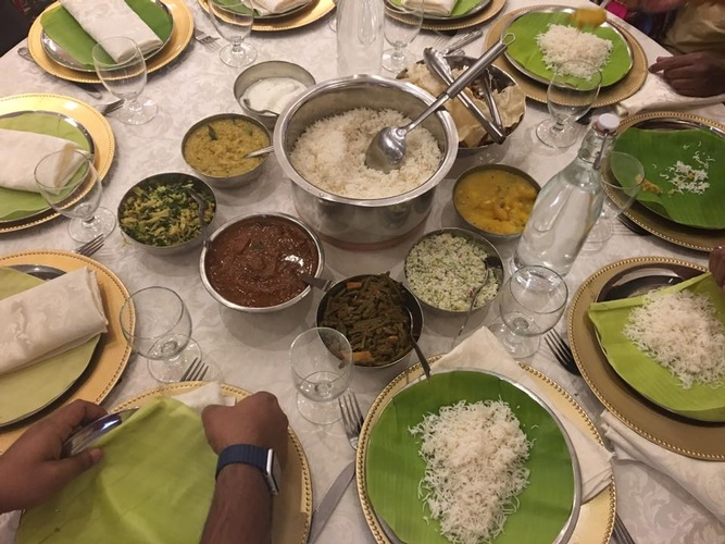 Delicious South Indian Food by Nantha Caters Inc - South Indian Restaurant Scarborough