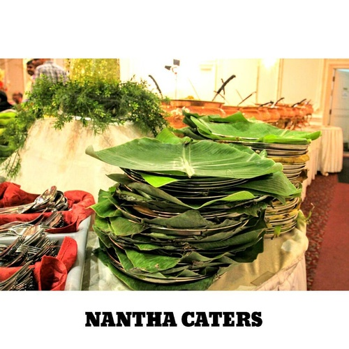 Banana Leaf and Plates by Nantha Caters Inc - South Indian Restaurant Scarborough