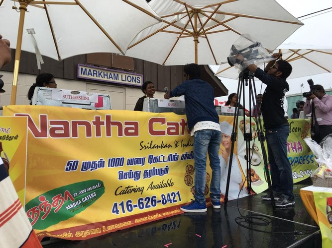 Interview - South Indian Catering Mississauga by Nantha Caters Inc