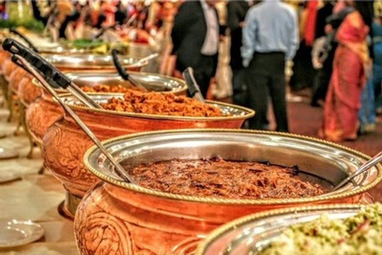 Buffet by Nantha Caters Inc - South Indian Catering Mississauga