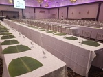 Seating Arrangement by Nantha Caters Inc - Indian Food Markham