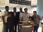 Smiling Faces at the Airport - South Indian Restaurant Scarborough by Nantha Caters Inc