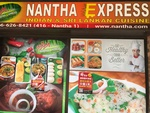 Advertisement Banner - South Indian Restaurant Scarborough by Nantha Caters Inc