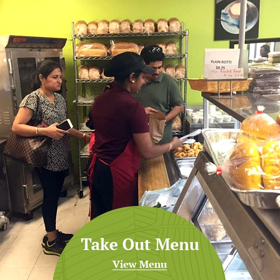 Take Out Menu by Nantha Caters Inc - Tamil Restaurant Scarborough