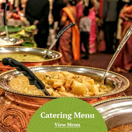 Catering Menu by Nantha Caters Inc - South Indian Restaurant Scarborough